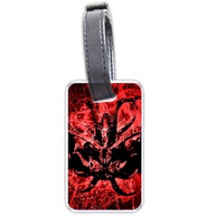 Scary Background Luggage Tags (One Side)