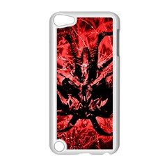 Scary Background Apple iPod Touch 5 Case (White)