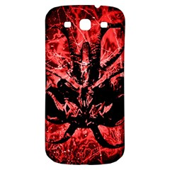 Scary Background Samsung Galaxy S3 S III Classic Hardshell Back Case