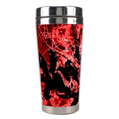 Scary Background Stainless Steel Travel Tumblers
