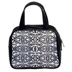 APE KEY Classic Handbags (2 Sides)