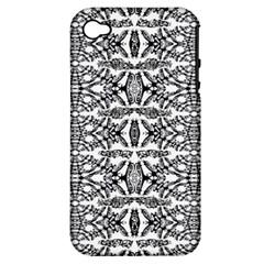 APE KEY Apple iPhone 4/4S Hardshell Case (PC+Silicone)