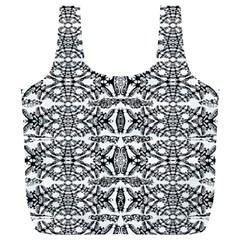 APE KEY Full Print Recycle Bags (L)