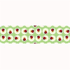 Ladybugs Pattern Large Bar Mats