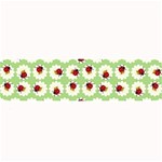 Ladybugs Pattern Large Bar Mats 34 x9.03 Bar Mat - 1
