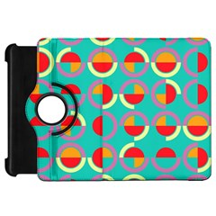 Semicircles And Arcs Pattern Kindle Fire HD 7