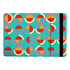 Semicircles And Arcs Pattern Samsung Galaxy Tab Pro 10.1  Flip Case