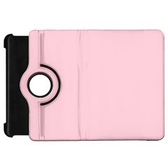 Light Soft Pastel Pink Solid Color Kindle Fire HD 7