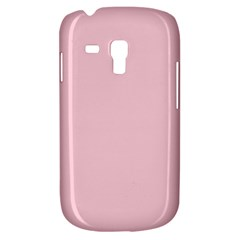 Light Soft Pastel Pink Solid Color Galaxy S3 Mini