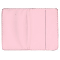 Light Soft Pastel Pink Solid Color Samsung Galaxy Tab 7  P1000 Flip Case