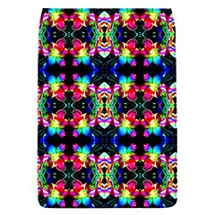 Colorful Bright Seamless Flower Pattern Flap Covers (S)