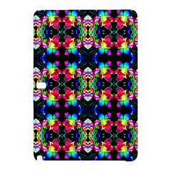 Colorful Bright Seamless Flower Pattern Samsung Galaxy Tab Pro 10.1 Hardshell Case