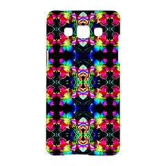Colorful Bright Seamless Flower Pattern Samsung Galaxy A5 Hardshell Case