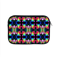 Colorful Bright Seamless Flower Pattern Apple Macbook Pro 15  Zipper Case