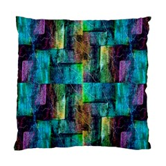Abstract Square Wall Standard Cushion Case (Two Sides)