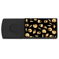 Shell pattern USB Flash Drive Rectangular (2 GB)