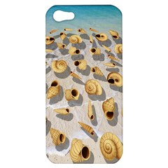 Shell pattern Apple iPhone 5 Hardshell Case