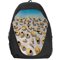 Shell pattern Backpack Bag