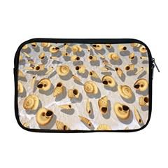 Shell pattern Apple MacBook Pro 17  Zipper Case