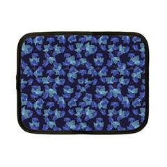 Autumn Leaves Motif Pattern Netbook Case (Small)