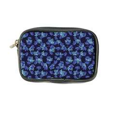 Autumn Leaves Motif Pattern Coin Purse
