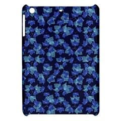 Autumn Leaves Motif Pattern Apple iPad Mini Hardshell Case