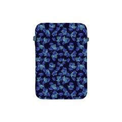 Autumn Leaves Motif Pattern Apple iPad Mini Protective Soft Cases