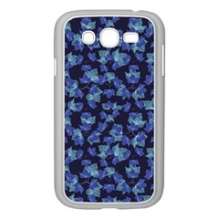 Autumn Leaves Motif Pattern Samsung Galaxy Grand DUOS I9082 Case (White)