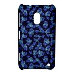 Autumn Leaves Motif Pattern Nokia Lumia 620