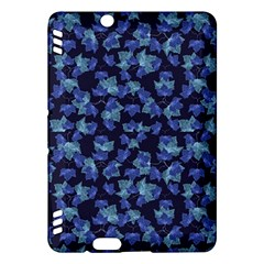 Autumn Leaves Motif Pattern Kindle Fire HDX Hardshell Case
