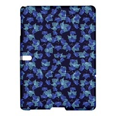 Autumn Leaves Motif Pattern Samsung Galaxy Tab S (10.5 ) Hardshell Case