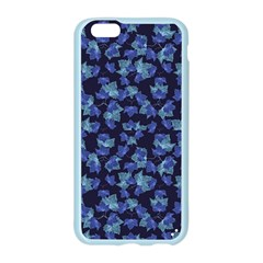 Autumn Leaves Motif Pattern Apple Seamless iPhone 6/6S Case (Color)
