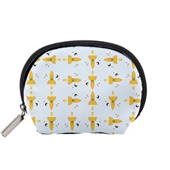 Spaceships Pattern Accessory Pouches (Small)