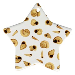 Shell pattern Ornament (Star)