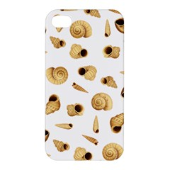 Shell pattern Apple iPhone 4/4S Hardshell Case