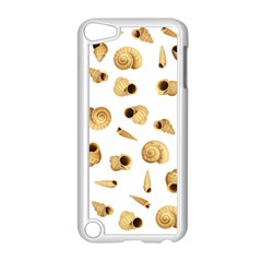 Shell pattern Apple iPod Touch 5 Case (White)
