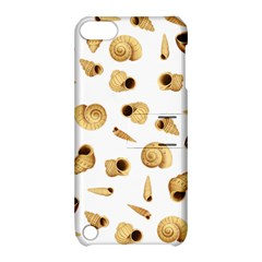 Shell pattern Apple iPod Touch 5 Hardshell Case with Stand