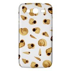 Shell pattern Samsung Galaxy Mega 5.8 I9152 Hardshell Case