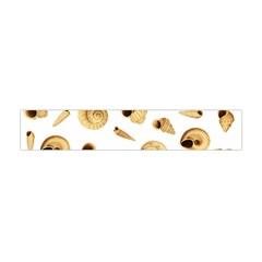 Shell pattern Flano Scarf (Mini)