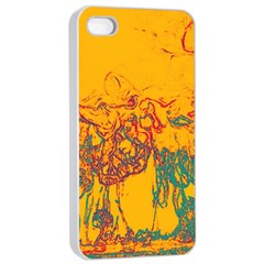Colors Apple iPhone 4/4s Seamless Case (White)