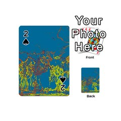 Colors Playing Cards 54 (Mini)
