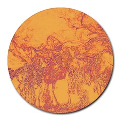Colors Round Mousepads