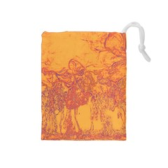 Colors Drawstring Pouches (Medium)