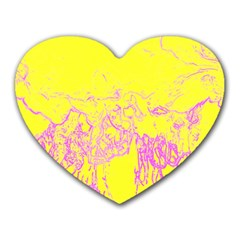 Colors Heart Mousepads