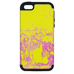 Colors Apple iPhone 5 Hardshell Case (PC+Silicone)