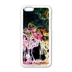 Colors Apple iPhone 6/6S White Enamel Case