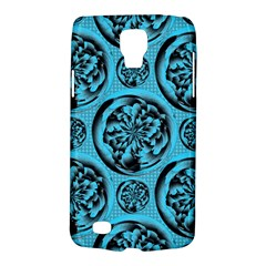 Turquoise Pattern Galaxy S4 Active