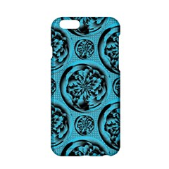 Turquoise Pattern Apple iPhone 6/6S Hardshell Case