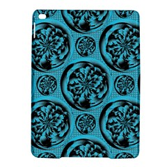 Turquoise Pattern iPad Air 2 Hardshell Cases