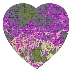 Colors Jigsaw Puzzle (Heart)